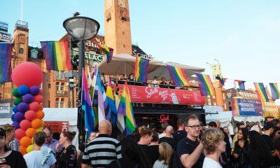 När World Pride arrangeras i Malmö och Köpenhamn nästa år förväntas runt 750 000 deltagare. Foto: News Øresund